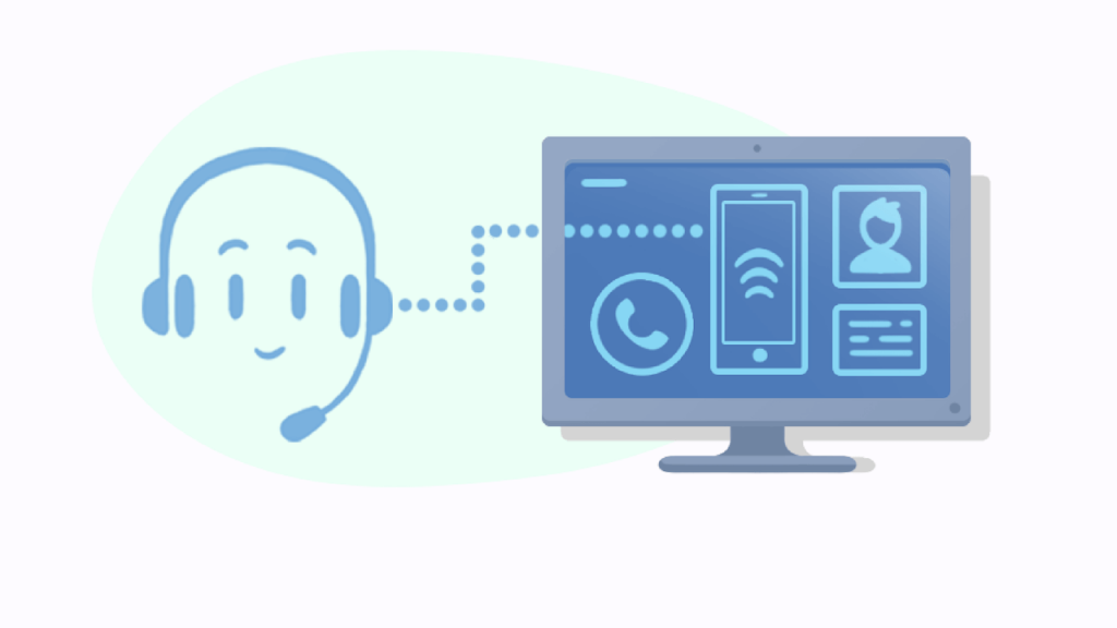 Customer-telephone-integration-feature-of-CRM-Archiz