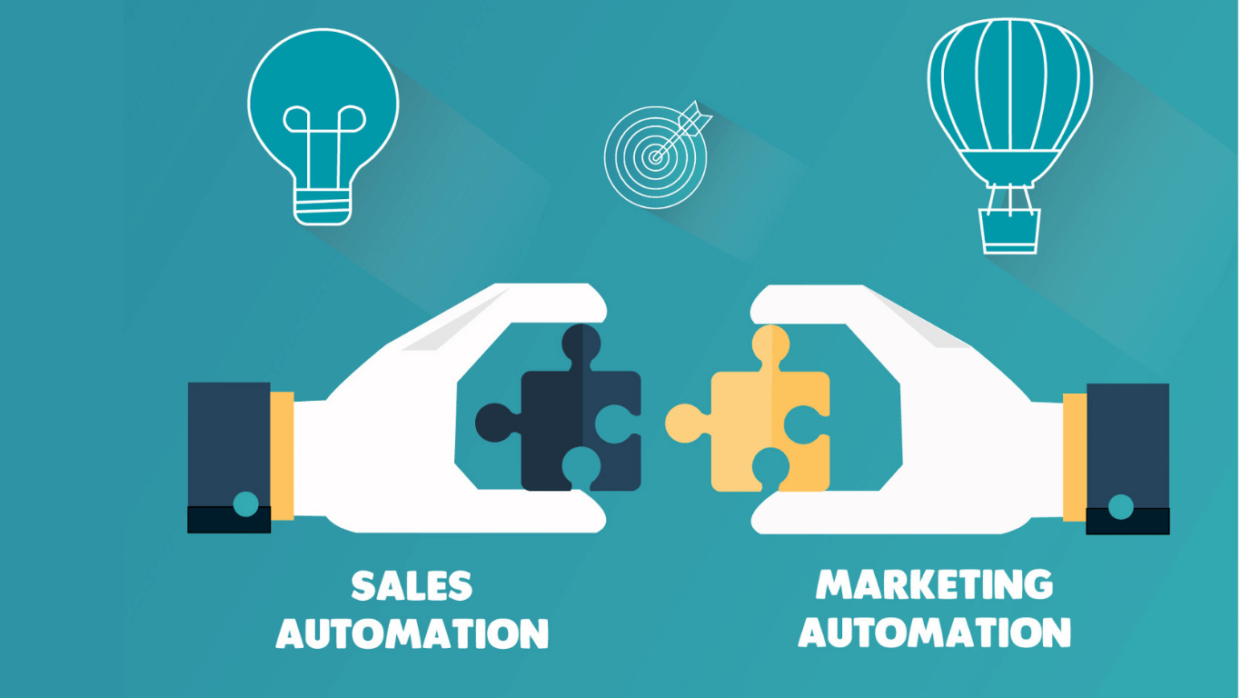 Sales-automation-Marketing-automation-archiz-CRM-Solutions