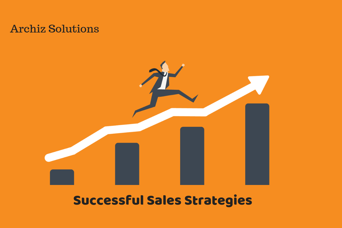 Successful-Sales Strategies-Archiz-Solutions