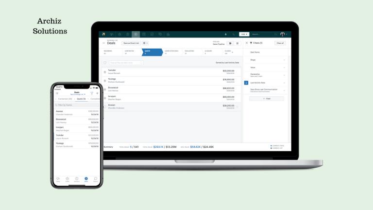 Sales Management-CRM-Software-provider