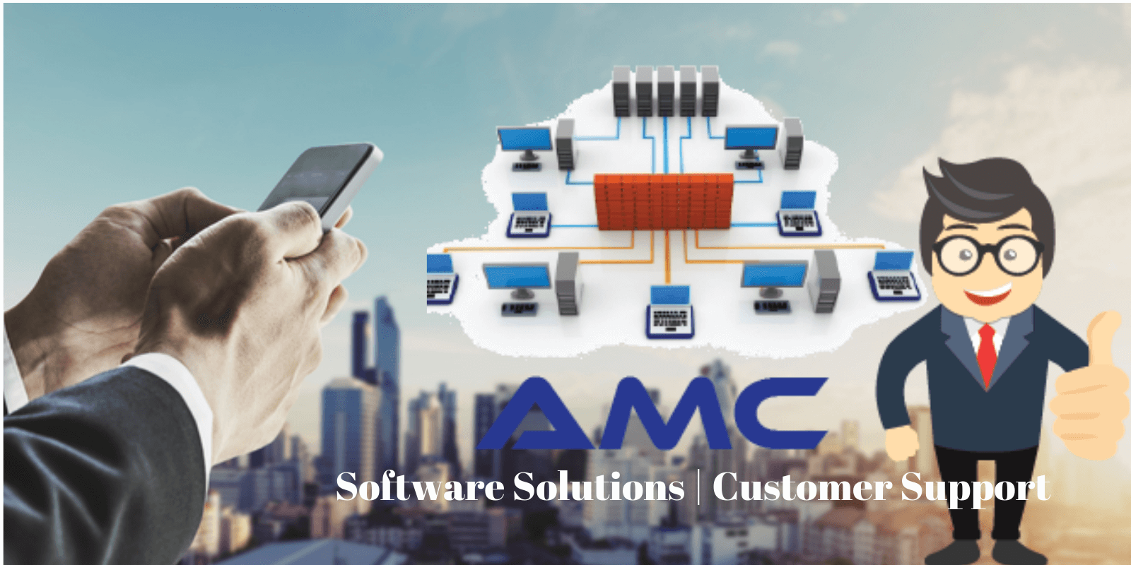 AMC Software_Solution_Customer_support