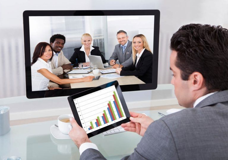 Face-To-Face video communication