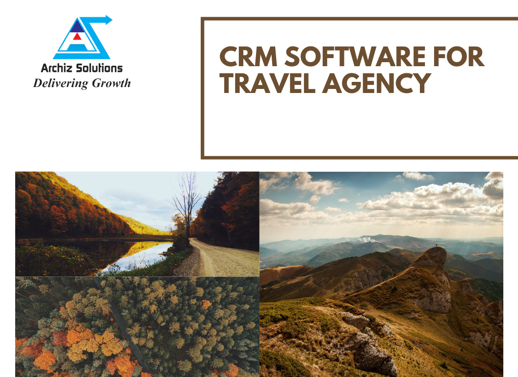 CRM Software Travel Agency