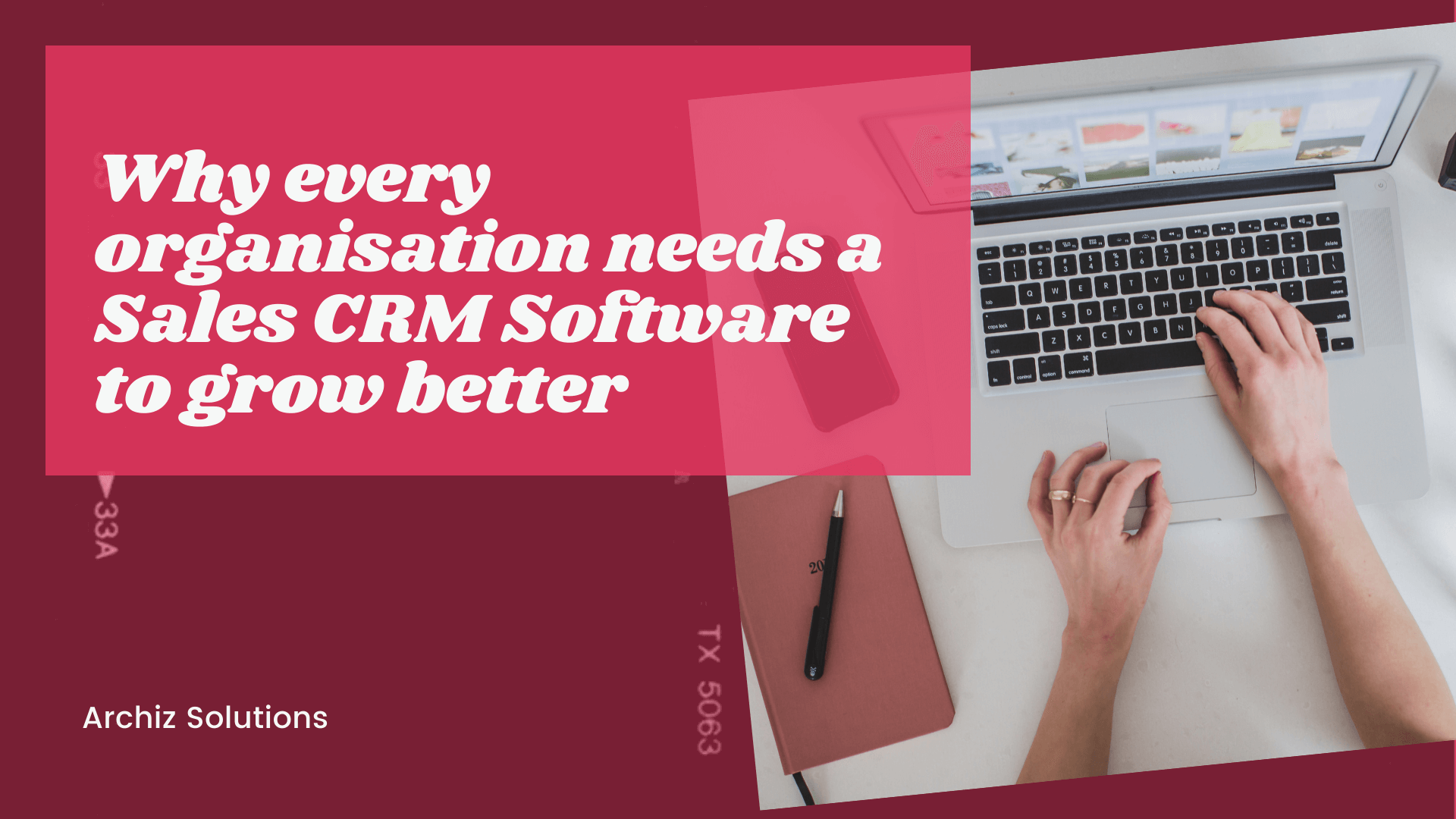 Why every organisation needs a Sales CRM Software to grow better (1)