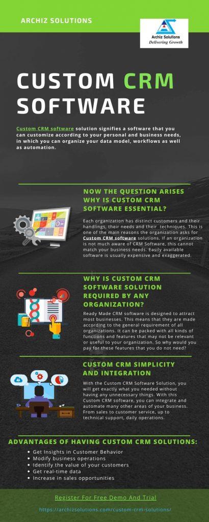 custom crm software;custom crm system